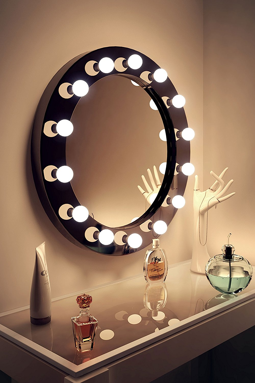Hollywood schminkspiegel guenstig hollywood spiegel kaufen - Hollywood spiegel lampen ...